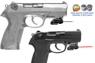 Armalaser Gto Red Laser Sight For Cz 75 P 07 P 09 P 01 P 06 Sp