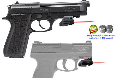 """5.25/"""" GREEN Laser Sight w// FLX22 Grip Touch ArmaLaser GTO for Taurus 24//7 4.25"""