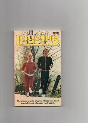 Jogging by Bowerman, William J Book The Cheap Fast Free Post
