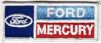 Ford Mercury Patch