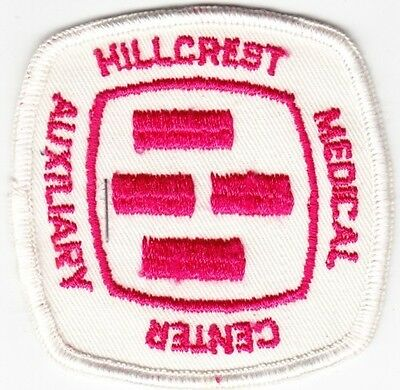 Hillcrest Medical Center [Tulsa] Auxiliary Patch