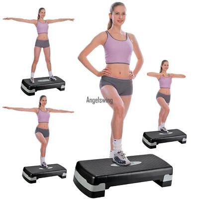 Mini Stepper Aerobic Fitness Training Step Brett Steppbrett Stepbrett Board Top