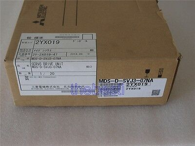 1 PC New Mitsubishi MDS-D-SVJ3-07NA Servo Drive In Box UK