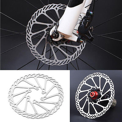 1Pc Bicycle Brake 160mm Disc Rotor + 6Pcs Bolts Kit Bicycle Accessories For MTB