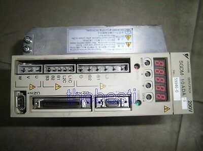 1 PC Used Yaskawa SGDM-10ADA-V Servo Drive In Good Condition UK
