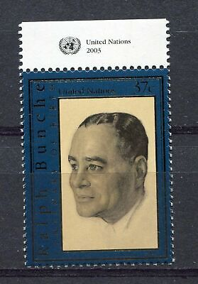 s9724) UNITED NATIONS (NY) MNH** 2003, R. Bunche 1v, Nobel prize peace 1950