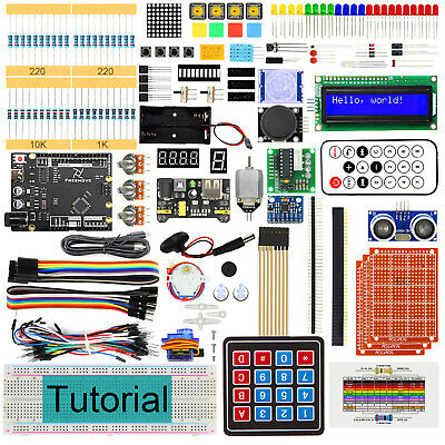 Freenove Ultimate Starter Kit with Control Board (Compatible with Arduino IDE)