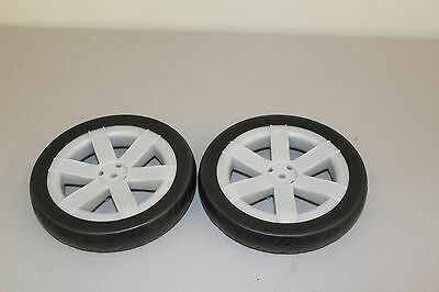 Replacement Rear Wheels for Chicco Cortina Stroller