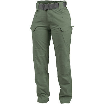 Helikon Women's UTP Pants Hiking Trekking Airsoft Army Cargo Trousers Olive Drab