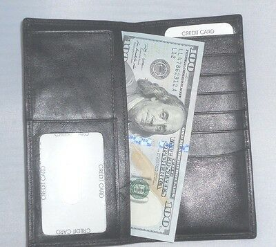 World Class Golf Soft Genuine Leather Wallet