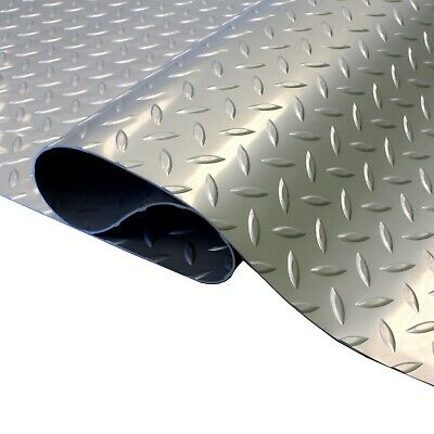 IncStores Diamond Nitro Garage Flooring Roll - Mat Car Trailer Floor Covering