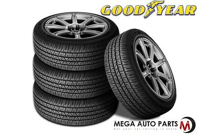 4 New Goodyear Eagle RS-A 195/60R15 88H All Season Performance Tires