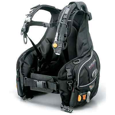 BCD TUSA 3860 weight integrated buoyancy compensator scuba diving equip dive XSM