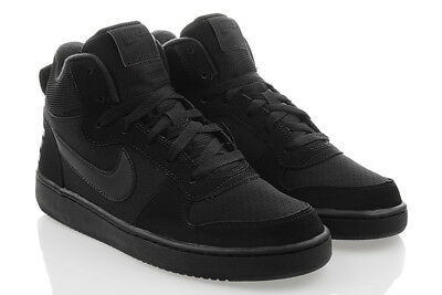 1eb663e313901 NIKE COURT BOROUGH MID GS Damenschuhe Winterschuhe Sneaker UNISEX 839977-001