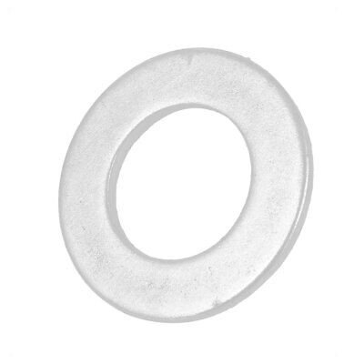 24mm x 44mm x 3mm Zinc Plated Flat Spacer Washer Gasket Fastener GB97