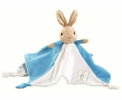 Beatrix Potter Peter Rabbit Plush Baby Comfort Blanket