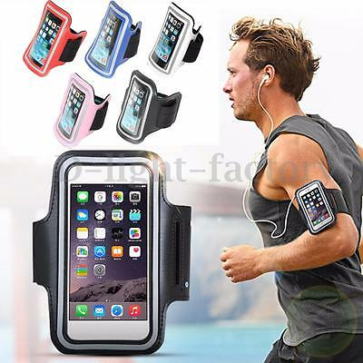 Gym Running Jogging Arm Band Sports Case Holder Strap for iPhone 5/5S/5C/SE MP3