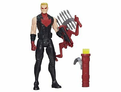 Marvel Avengers Hawkeye Titan Hero tech figure with Lightning Bow Light Up