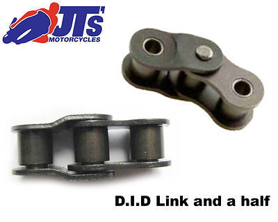 525 Std Did Link And A Half - Motorcycle Drive Chain -Joining Link - Split Link
