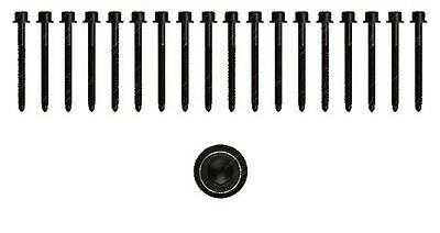 Fits Nissan Almera Tino 2000-2005 Cylinder Head Bolt Set Engine Replacement Part