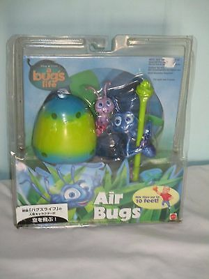 Disney Pixar A Bug's Life Air Bugs. Outdoor Toy. Flik Flies Up to 10 feet