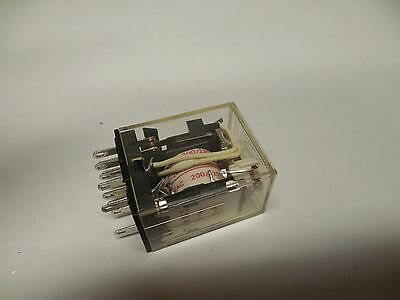 New Omron Relay My4N 200/220V 5A A Amp 14 Pins