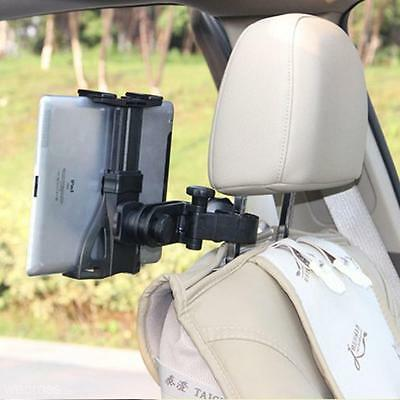 Universal Car Seat Headrest Stand Mount Holder for iPad 2 3 4 Mini Tablet GPS