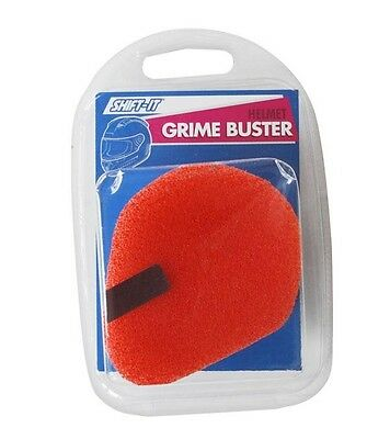 SHIFT IT GRIME BUSTER Motorcycle Helmet Cleaner