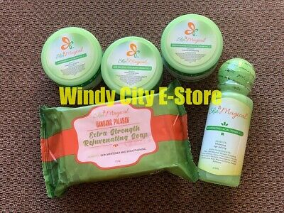Skin Magical Rejuvenating Set No.1 FDA, HALAL, Dermatologist Tested & Authentic