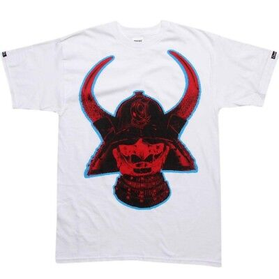 Crooks And Castles Black Hearted V-neck White T Shirt Cc990725wht Reasonable Price Activewear Tops