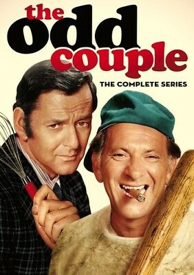 Odd Couple: The Complete Series DVD