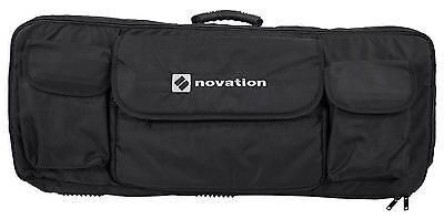 Novation 49-Key Case Soft Carry Bag For Launchkey 49 MIDI Controller Keyboards