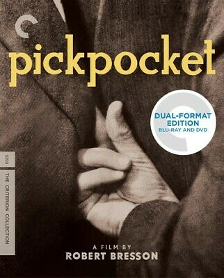 Pickpocket (Criterion Collection) [New Blu-ray] With DVD, 2 Pack