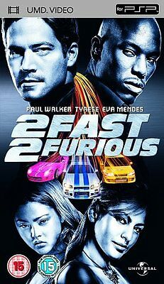 2 Fast 2 Furious [UMD Mini for PSP] - DVD  AIVG