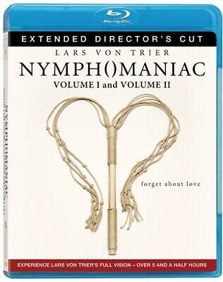 Nymphomaniac 1 & 2 [New Blu-ray] Director's Cut/Ed