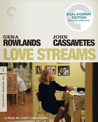 Love Streams (Criterion Collection) [New Blu-ray]
