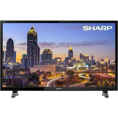 Sharp TV LC-48CFE4041K 48 Inch LED 1080p Full HD Freeview HD TV 3 HDMI - from
