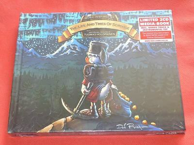 The  Life and Times of Scrooge by Tuomas Holopainen Limited 2CD Mediabook
