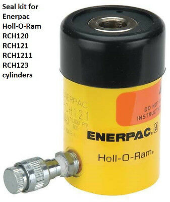 Seal kit for Enerpac Holl-O-Ram RCH120, 121, 1211 and  123 cylinder, RCH121K1