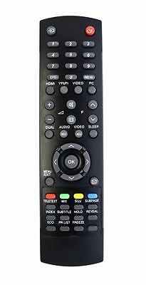 Aftermarket Replacement Remote control for ALBA L42M1 , LCD TV