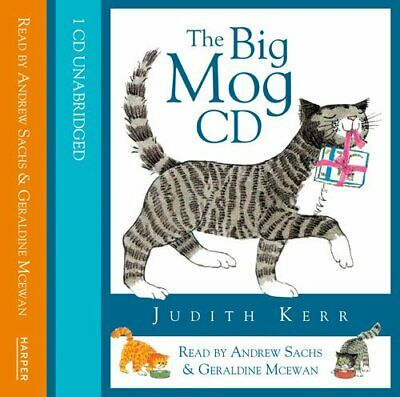 The Big Mog CD by Kerr, Judith CD-Audio Book The Cheap Fast Free Post