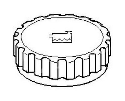 Ford Orion Mk2 Mk3 1985-1993 Radiator Cap Accessory Replacement Part