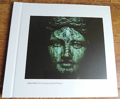 JOHN FOXX The Complete Cathedral Oceans 5 Vinyl Album Set & Book Edition of 750