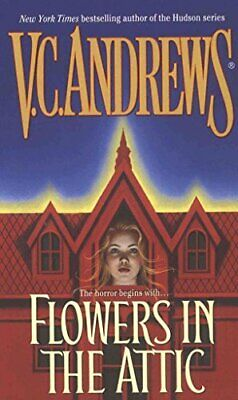 Flowers in the Attic by Andrews, Virginia Hardback Book The Cheap Fast Free Post