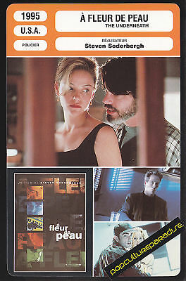 THE UNDERNEATH 1995 Peter Gallagher MOVIE PHOTO CARD