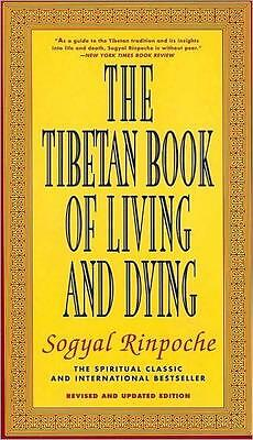 NEW The Tibetan Book of Living and Dying By Sogyal Rinpoche Paperback