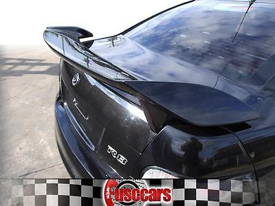 Holden Commodore VE Genuine HSV Clubsport Sedan Boot Spoiler - Black 690F