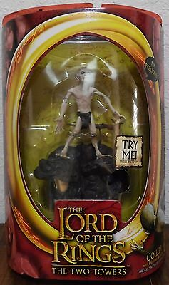 Lord of the Rings ~ The Two Towers ~ Gollum w// Electronic sound base ~ MOC