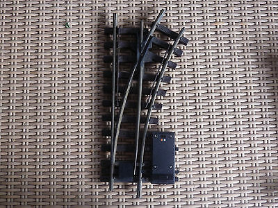 Lgb G Scale Electric Switch Point     trains train