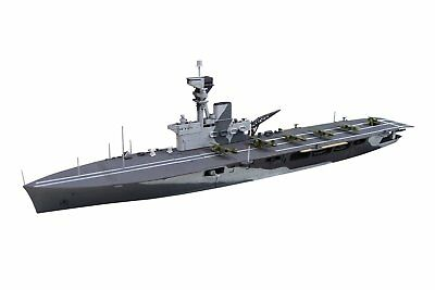 Aoshima Waterline 51009 British Aircraft Carrier HMS Hermes Ceylon Sea 1/700